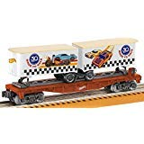 Lionel 684707 Hot Wheels 50th Anniversary Flat