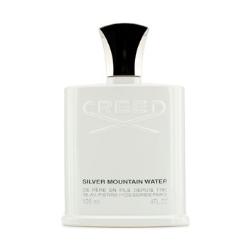 Creed - Creed Silver Mountain Water Fragrance Spray 120ml/4oz (Creed Silver Mountain Water)