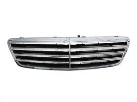 Grille Ziegler (Mercedes w203 radiator Grille Assembly (Black) EZ new factory part w203)