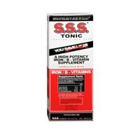 (Sss Company Sss Company S.S.S. Tonic Liquid Large, Large 20 oz (Pack of 3))