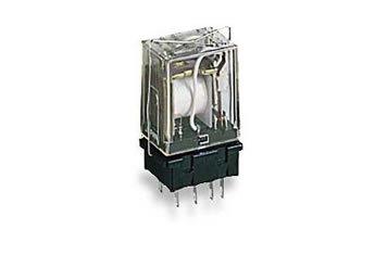 RadioShack VDCA DPDT PlugIn Relay Socket Amazoncom - Spdt relay radio shack