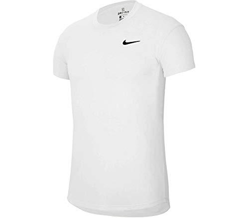 NIKE Heren M Nkct Chllngr Top Ss T-shirt