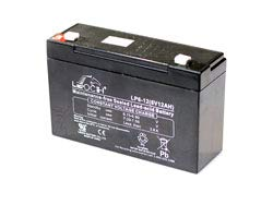 Replacement For BATTERY IT-YB6120-T1 6VOLT 12AH SEALED LEAD ACID BATTERY Battery