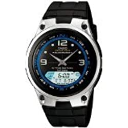 Casio General Men's Watches Digital-Analog Combination with 10 Year Battery Life AW-82-1AVDF - WW