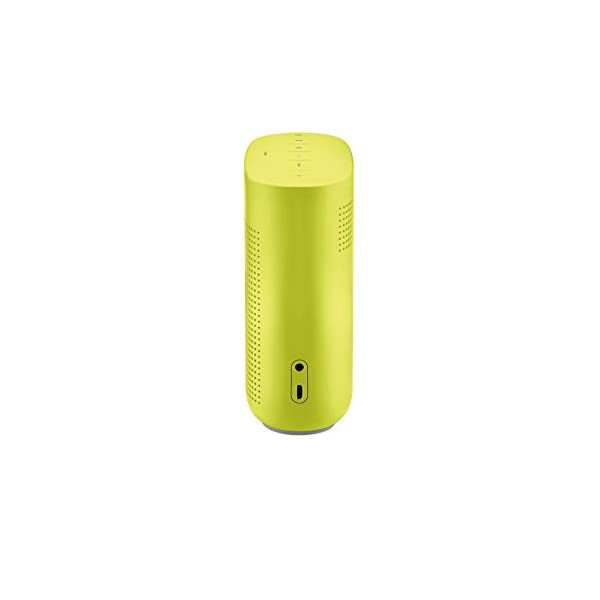 Enceinte Bluetooth SoundLink Color II - Jaune citron 4