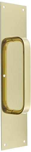 Rockwood 126 X 70C.3 Brass Pull Plate, 16
