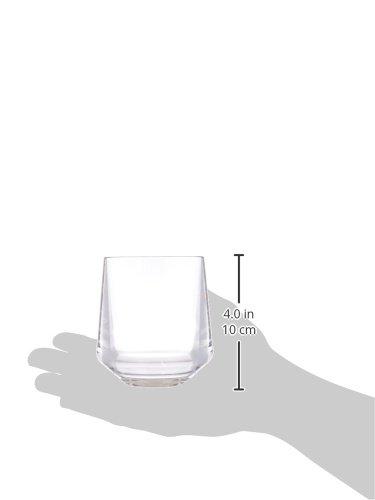 Drinique VIN-SW-CLR-4 Stemless Unbreakable Tritan Wine Glasses, 12 oz (Set of 4), Clear by Drinique (Image #10)