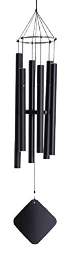 Music of the Spheres - Hawaiian Soprano, Handcrafted, Precision Tuned, Weather-resistant, Wind Chime, 30