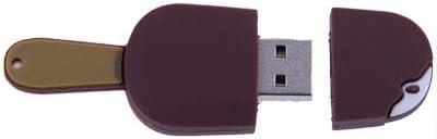 High Speed USB 2.0 Data Transfer Durable 16GB Ice-Cream Style USB Flash Disk
