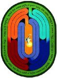 Joy Carpets Kid Essentials Inspirational Oval Pathway of Light Area Rug, Multicolored, 7'8'' x 10'9'' by Joy Carpets