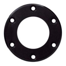 Sparco 01599NR Black Anodized Steering Wheel -