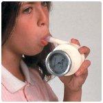 Buhl Spirometer