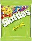 Skittles Bite Size Candies Sour 5.7 OZ (Pack of 24)