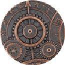 Steampunk Button - Mechanism - Antique Copper Finish 1 1/2