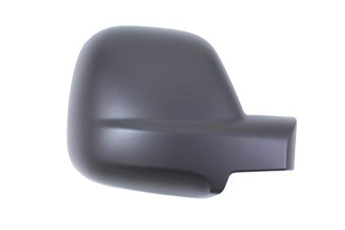 Right Mirror Cover (black grained) for Citroen BERLINGO van 2012-2018 MicksGarage