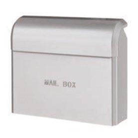 ポスト 鍵無し 郵便ポスト LIKE ライク (シルバー(103)) B071V8GBGW 22850 シルバー(103) シルバー(103)