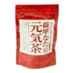 Satsuma thou beans healthy tea (sword bean) 30 follicles (domestic of beans) 3 box set by HEALTH TEA