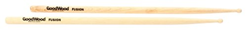 Hickory Fusion (Goodwood by Vater GWFW Drumsticks, Hickory Fusion Wood Tip)