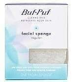 Exfoliating Facial Sponge (Buf-Puf Facial Sponge (Regular) 1 Unit (Pack of 2))