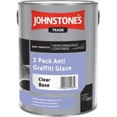 Johnstone 's Trade 5 Liter 2er Pack Anti Graffiti klar Glasur