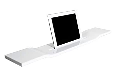 Vasca Da Bagno Wave : Wood u supporto supporto per ipad e tablet per la vasca da bagno