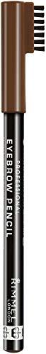Rimmel London Professional Eyebrow Pencil – Hazel – 2 pk