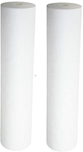 Pentek 155358, DGD-5005-20 Dual Gradient Density Polypropylene Sediment Cartridge (Pack of 2)