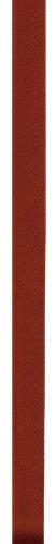 Offray Single Face Satin Craft Ribbon, 1-1/2-Inch by 10-Yard Spool, (Rust Satin Ribbon)