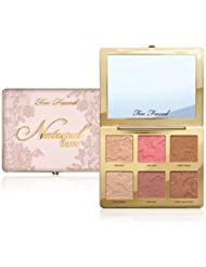Natural Face Highlight, Blush, and Bronzing Veil Face Palette by Too Faced