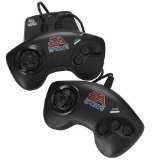EA Sports Two-Player Plug and Play TV Games (Ea Sports Controller With Two Tv Games)