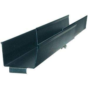 (APC Horizontal Cable Organizer Side Channel 10 to 18 inch adjustment Enclosure Color Black)