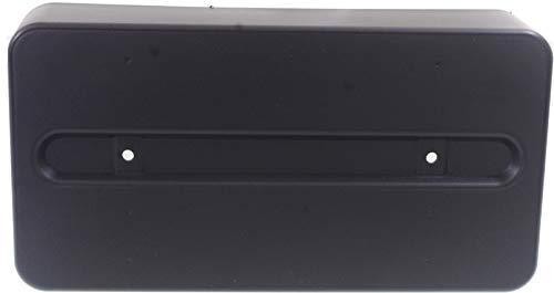 Front License Plate Bracket for MERCEDES BENZ G63/G65 AMG 2013-2017 Frame Primed (G550 2016-2017)