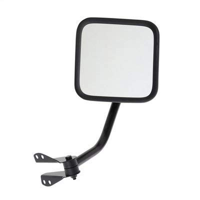 1986 Jeep cj7 Mirror - Smittybilt 7617 Replacement Side Mirrors for
