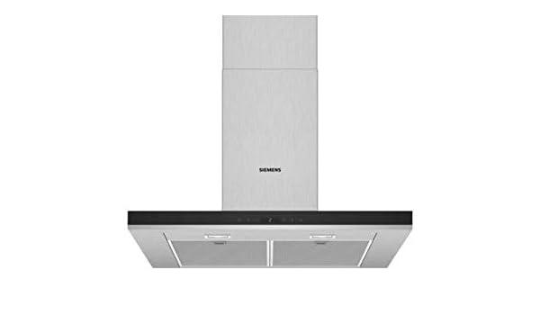 Siemens iQ500 LC77BHP50 - Campana (674 m³/h, Canalizado/Recirculación, A, A, B, 60 dB): 307.5: Amazon.es: Grandes electrodomésticos