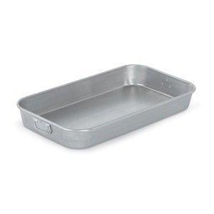Vollrath 68252 Wear-Ever 24 x 14 Aluminum Bake / Roast Pan by Vollrath ()