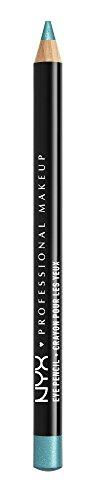 NYX Cosmetics Slim Eye Pencil Aqua (Teal Shimmer)