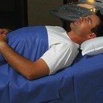 Graham Medical 50588 FlexDrape TAA-Approved Nonwoven Drape, 50'' Width, 84'' Length, Blue (Pack of 50)