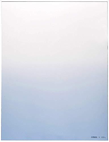 Cokin Graduated Blue B2 - Light (X123L) 2/3-Stop for XL (X) Series Holder - 130mm X 170mm (Circles Graduated Blue)