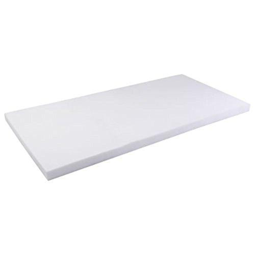 3'' Twin Size Memory Foam Mattress Pad, Bed Topper 39''x75''x3'' by PTY-Shop-forU (Image #4)