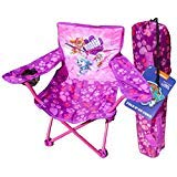 Nickelodeons Skye Purple Paw Patrol Fold N Go Chair With Skye by Kid's Chairs