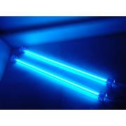 """Logisys CLK12 12"""" Cold Cathode Kit with Dual Tube, 3.0mm Tube Diameter, Blue"""