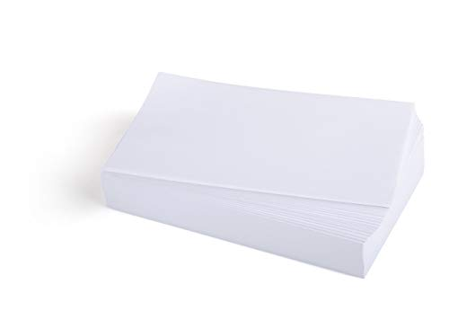 - Mintra Office Memo Sheets - 4in x 6in Sheets of Note Paper For Reminders, Work, Business, Desk, College, School, Organization, Planning (Memo Slips 500ct - White)