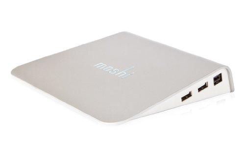 Moshi iLynx 800 Hub (4-fach USB, 2-Fach Firewire 800)