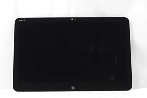 - WV501 Dell XPS 12 9Q33 9Q34 Bezel Assembly LCD Touch Screen 12.5