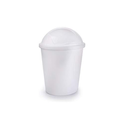 Lixeira 4 9 L Plasútil Branco