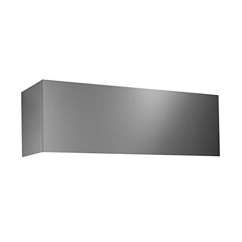 Zephyr AK0748BS 12 Inch Duct Cover for AK7848BS Wall Mounted Range Hood