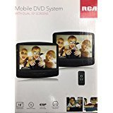RCA 10'' Dual Screen Mobile DVD System