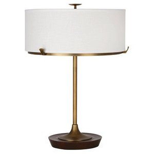 Robert Abbey 2740 Two Light Table Lamp ()