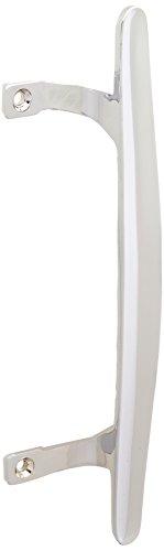 Slide-Co 141688 Sliding Door Pull, Chrome Plated (Patio Door Handles Replacement)