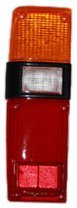 TYC 11-1138-02 Toyota Pickup Driver Side Replacement Tail Light Assembly